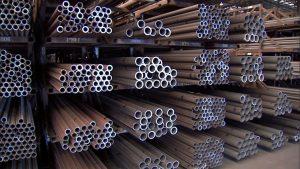 Steel Supplier Carina
