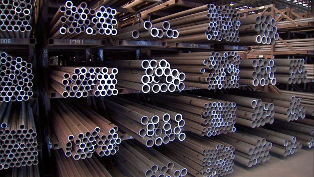 Steel Supplier Macgregor