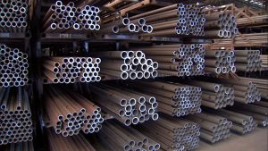 Steel Supplier Westlake