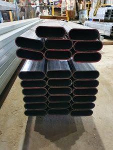 RHS Gal Oval Rail
