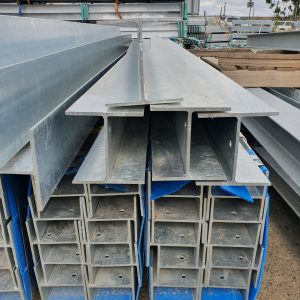 Hot Dip Galvanised, Column