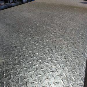 Sheet & Plate, Floor Plate Galvanised