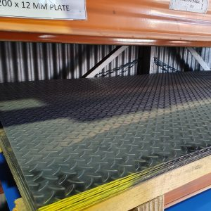 Sheet & Plate, Floor Plate Mill Finish
